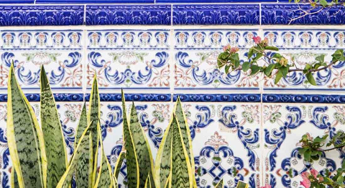 post creativita piastrelle e piante lacoachimperfetta